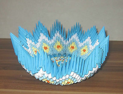 Origami - Vase [Senbazuru] - YouTube | 307x400