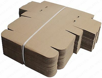 Shipping Storage Boxes Postal Subscription Small Parcel Packet Strong Cardboard 4