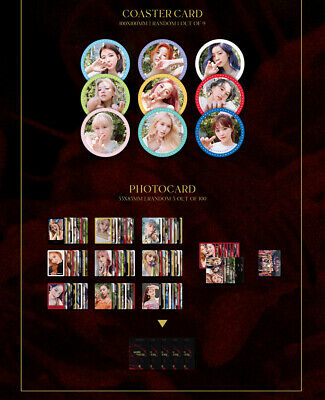 TWICE - More & More (9th Mini) CD+Pre-Order Benefit+Poster+Free Gift+Tracking no 4