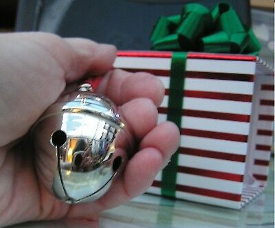 Polar Express Bell The Most Authentic Ltd Edition Bell Large Gold Ticket 6