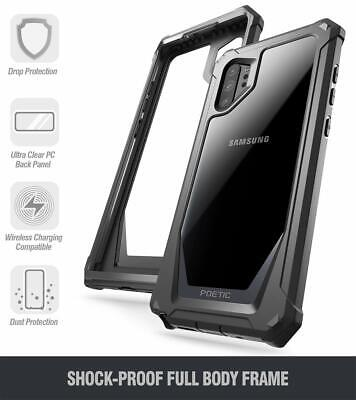 Case For Galaxy Note 10 Plus / Note 10/Note 8 Poetic 360 Degree Protection Cover 6