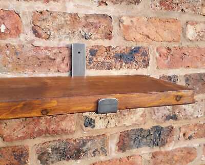 Shelf Brackets Scaffold Board Heavy Duty Industrial Rustic Handmade 205MM 225MM 4