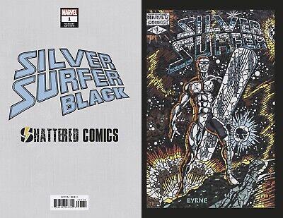 Limited SILVER SURFER BLACK #1 (Shattered Variant) On Sale Now!! 2