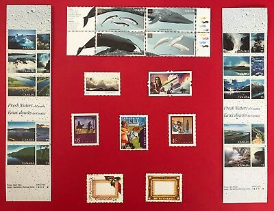 Canada 2000 Postage Stamps - Complete Year Annual Collection Stamp- Free Ship 4