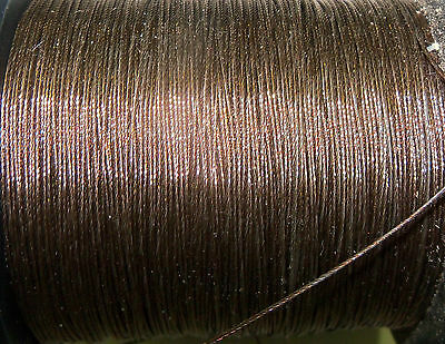 AFW Surfstrand Micro Ultra 1x19 bare stainless leader 5m All breaking strains