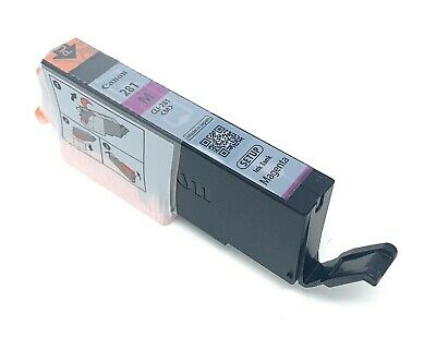 Canon OEM Genuine PGI-280 & CLI-281 Colors (CMY) and PGI/CLI Black Ink Cartridge 6
