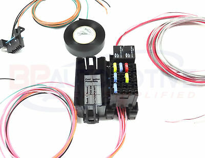 LS SWAP WIRE Harness Fuse Block Stand alone Wiring Harness ... Wiring Harness Ls on