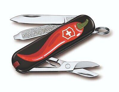 NEW VICTORINOX CLASSIC SWISS ARMY KNIFE Multi Pocket Tool Gadget, Best Price! 10