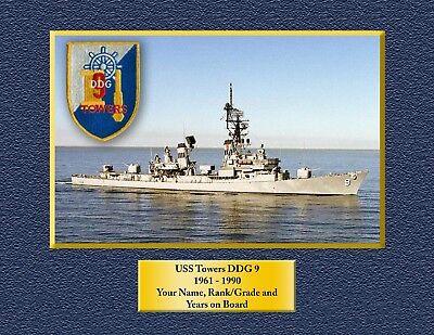 USS TRIPOLI LPH 10 Custom Personalized Print of US Navy Gift Idea 4
