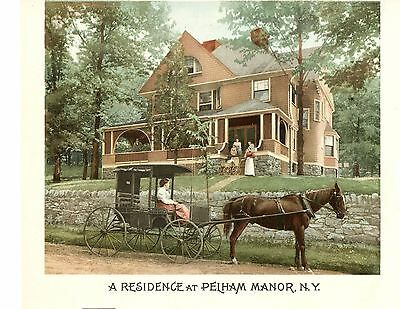 Pelham Manor, N. Y.- Scientific American Architects and Builders Edition - 1894 2