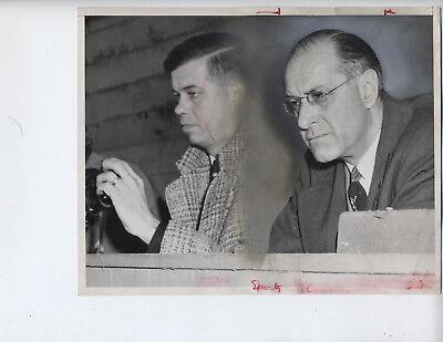 Original Vintage Oosterbaan Crisler Michigan Wolverines Photo Collection 9