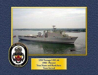 USS TRIPOLI LPH 10 Custom Personalized Print of US Navy Gift Idea 5