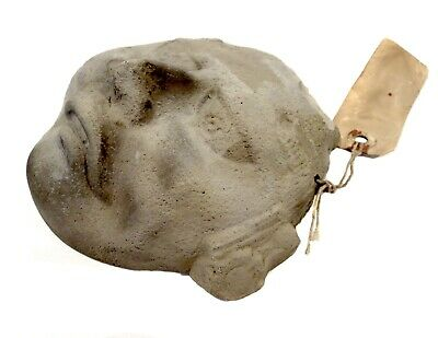 OLMEC Pottery MASK Pre Columbian 2