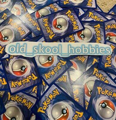 ORIGINAL Pokemon 11 Card Lot ~ 100% Vintage WOTC! 1st Edition + RARE Included! 7