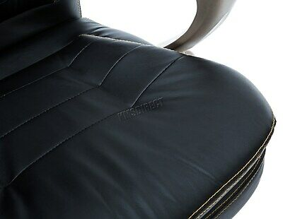 WestWood Executive Office Chair – Leather Swivel Computer High Back OC01 Black 12