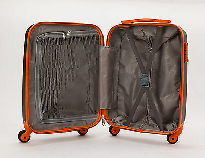 18inch ligweightht Domestic & International Carry on Cabin Size Suitcase Luggage 11