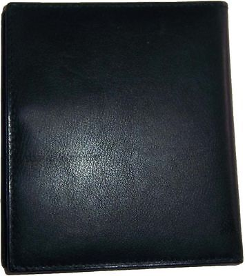 New 40 Card Holder Leather Business Cards ID Case Photo holder; ATM Cards BNWT 11