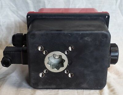 Attuatore rotante elettrico - Burkert 225211 - funzionante 7