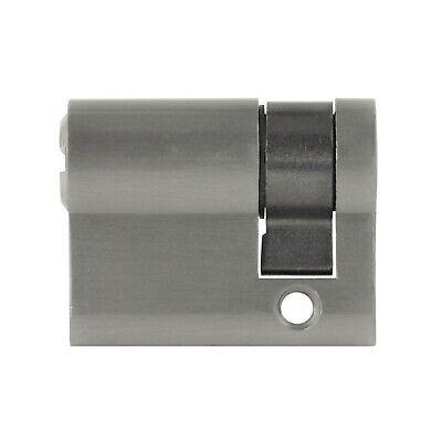 2x gleichschliessend Knauf Profil Tür Zylinder Schloss kombinieren +5 Schlüssel 12