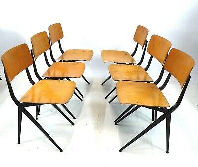 Result Chair Stühle , industriele Design  1967er Jahre 4