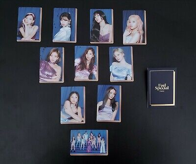 TWICE Feel Special Pre-Order Photocard Set 2