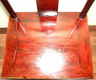 Antique Chinese High Back Chairs (5639) (Pair), Circa 1800-1849 10