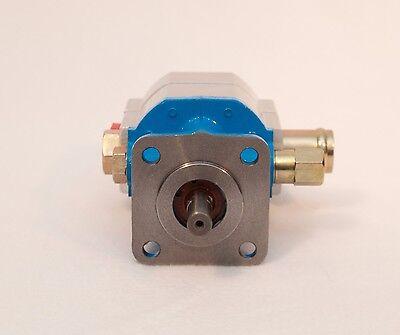 11 GPM Hydraulic Log Splitter Pump, 2 Stage Hi Lo Gear Pump, Logsplitter, NEW 5