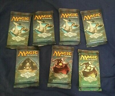 43x mixed mtg booster pack italian (factory sealed) 7