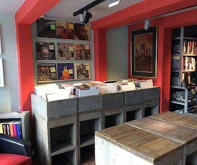 Rustic Custom Shop Units 4