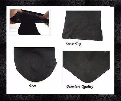 6Pr Men's Cotton Medical Circulation Diabetic LOOSE TOP SOCKS size 6-11, 11-14 2