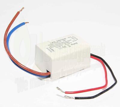 LED Driver Power Supply Transformer, 6 Watt 240V - DC 12V MR16 Lights or similar