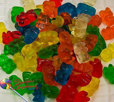GUMMI BEAR LOLLIES  - 2KG - TROLLI  (gummy bears) 3