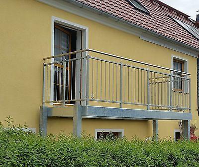 Schalsteine Verputzen Balkon Bausatz Stahl