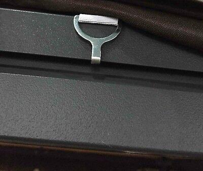 Gazebo 3X4 Giardino In Alluminio Telo Impermeabile Poliestere Pu Con Air Vent 11