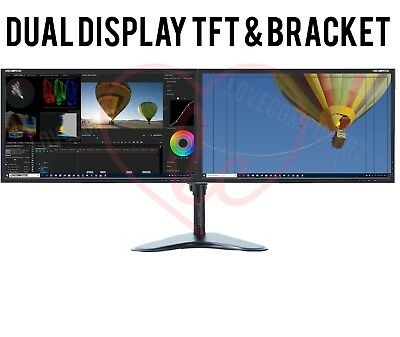 Fast Dell Quad Core Pc Computer Desktop Tower Windows 10 Wifi Dual Screen Pc 4