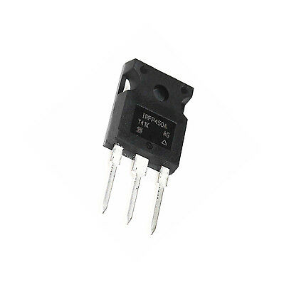 2 PCS NEW  IRFP450 MOSFET N-CH 500V 14A TO-247 NEW M77