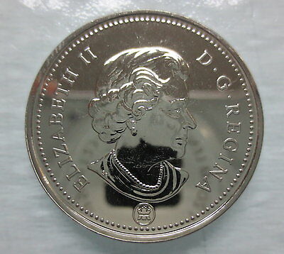 2006L Rcm Logo Canada 50 Cents Proof-Like Half Dollar Coin 2