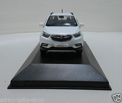 Opel Mokka X abalone weiß 1:43 iScale Vauxhall