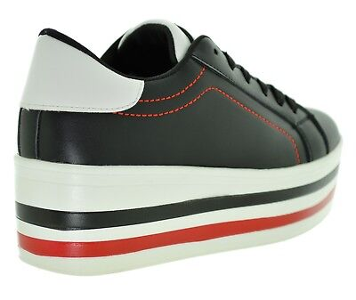 Scarpe Donna da Ginnastica Sportive Sneaker Zeppa Para Platform Nuova Collezione