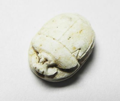 Zurqieh -Cy88-  Ancient Egypt, New Kingdom. Stone Scarab 1400 B.c