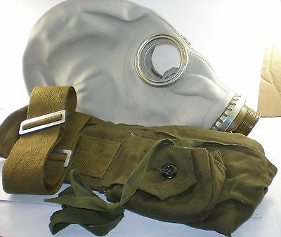 Gas mask GP-5 Gray Size-3 Large Soviet Russian Military FULL SET 3