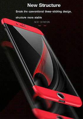 COVER CUSTODIA per Apple iPhone 6/6s Plus Sottile Rigida ORIGINALE Armor Hybrid 4