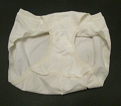 VTG BALI 2087 Pima Cotton/Lycra Spandex Panties sz 5 High Leg High Waist Briefs 7