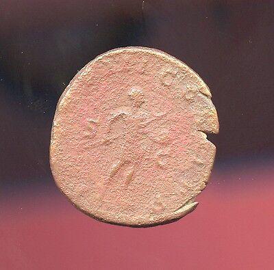 Ancient Roman Coin (#124) Genuine. 4