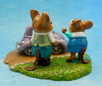 DREAM RIDE by Wee Forest Folk, Mouse Expo 2017, Boy, Exclusive Event Piece