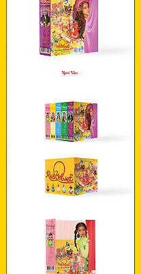 RED VELVET THE REVE FESTIVAL Album DAY 1 Ver CD+POSTER+Magic Kit+Book+Card+GIFT 7