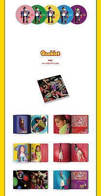 RED VELVET THE REVE FESTIVAL Album DAY 1 Ver CD+POSTER+Magic Kit+Book+Card+GIFT 9