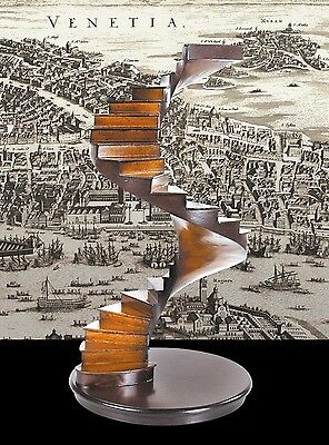 Architectural Model - Spiral Stairs- Museum Reproduction 3