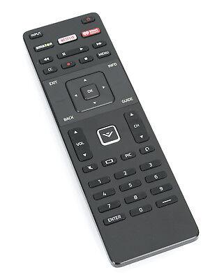 XRT122 for Smart TV Vizio Remote Control w Amazon Netflix IHeart Radio APP Key 4