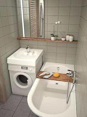 waschbecken claro gro aus mineralgussmarmor poliert stein sp le waschmaschine eur 275 00. Black Bedroom Furniture Sets. Home Design Ideas